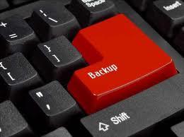 кнопка бэкап