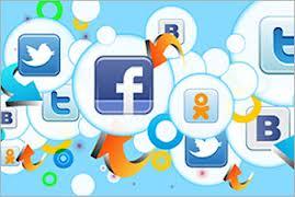 все социальные сети