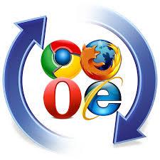 обновление браузера
