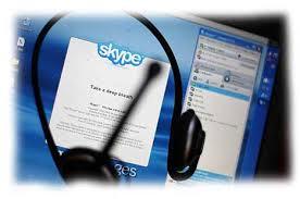 переговоры через скайп
