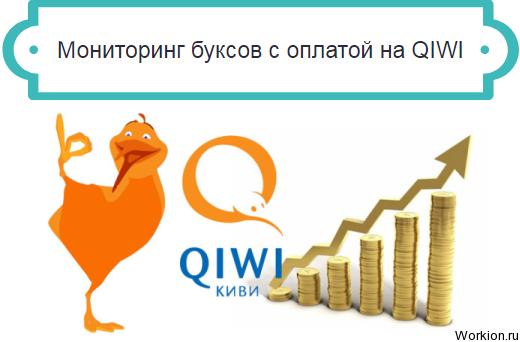 вывод на QIWI