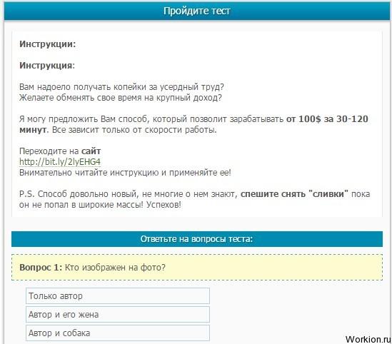 Подробный обзор Seosprint, от регистрации к заработку