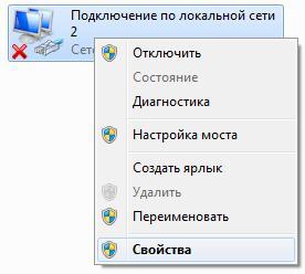 свой IP адрес
