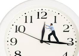 Правильное распределение времени