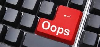 4 популярных ошибки вебмастеров