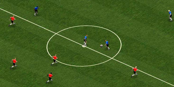 Финансовый футбол для развития знаний