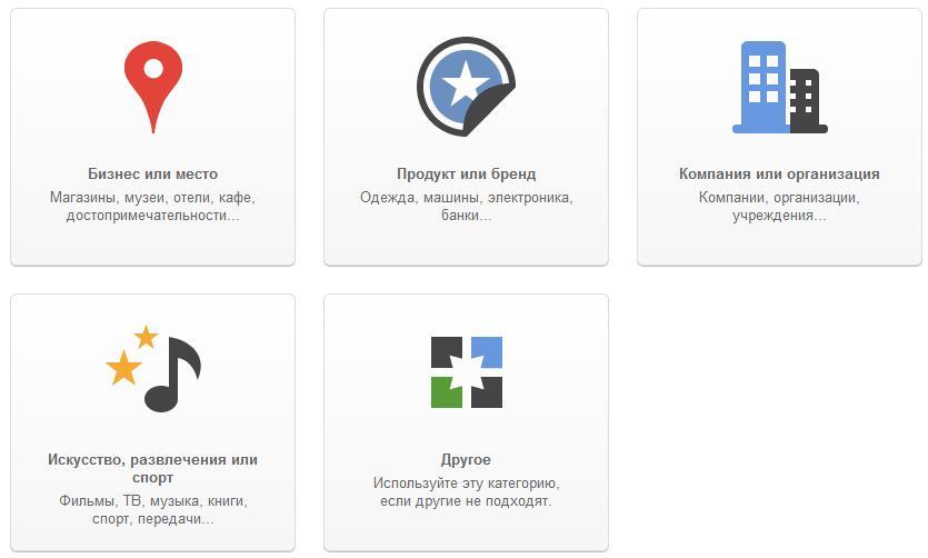 Как сделать страницу сайта в Google+