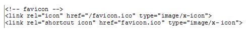 Красивый Favicon для сайта