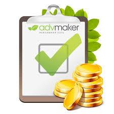 Заработок на сайте с Advmaker
