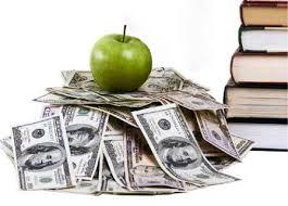 яблоко и доллары