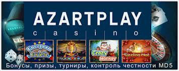 Игровые автоматы Azartplay Casinos