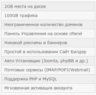 4 варианта размещения сайта в интернете