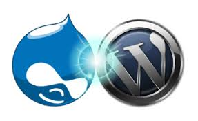 WordPress на Drupal