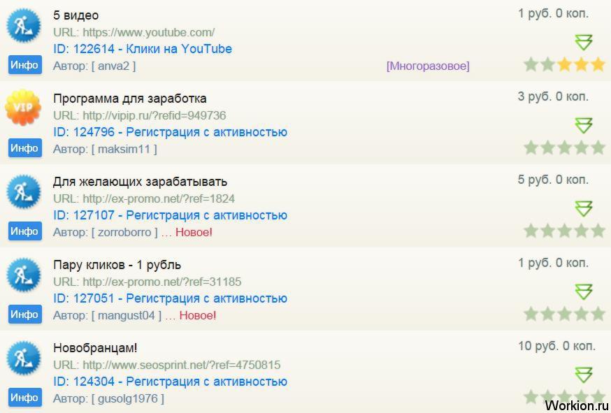 Заработок Яндекс денег без вложений