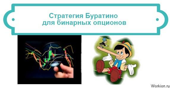 стратегия Буратино для бинарных опционов