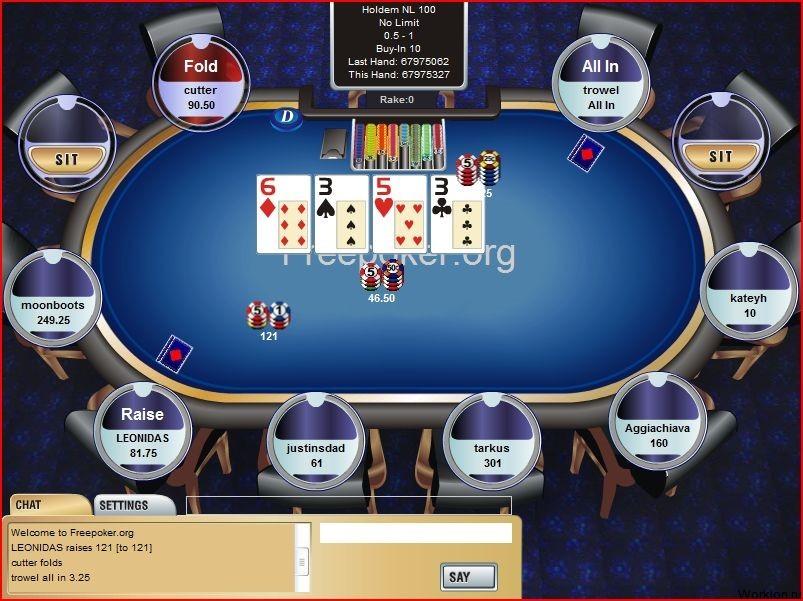Как научиться покеру?
