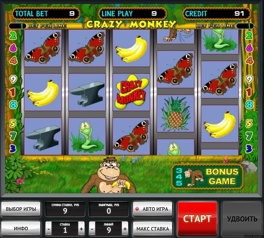 Демо версии в игровых автоматах