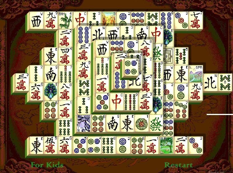 Маджонг термины, правила, история игры