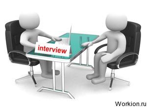 Интервью – отличный формат для статьи
