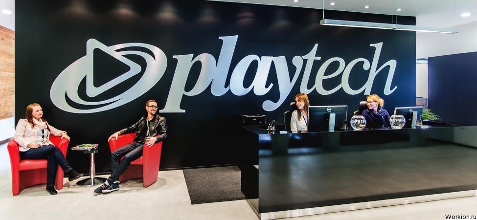 Разработчик софта для казино - PlayTech