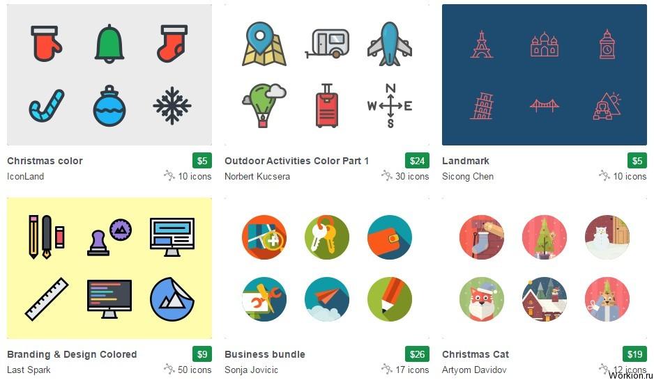 Бесплатные картинки, иконки и значки