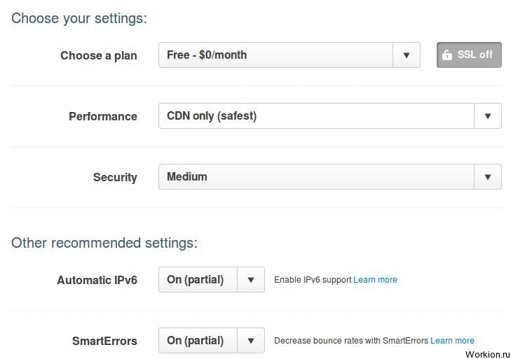 Cloudflare - полезный инструмент для вебмастера