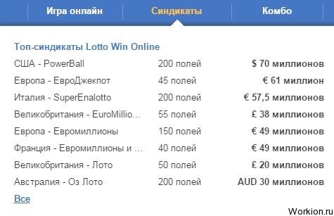 Лотерейные синдикаты для повышения шансов на победу