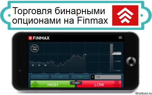брокер Finmax