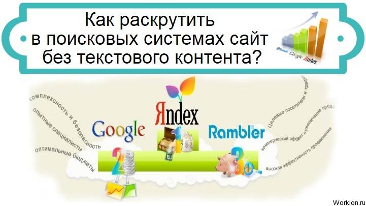 Как раскрутить в поисковых системах сайт
