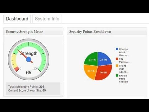 Настройка All In One WP Security для защиты блога WordPress от взлома