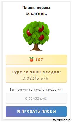 Инвестиционная игра Fruitmoney (скам)