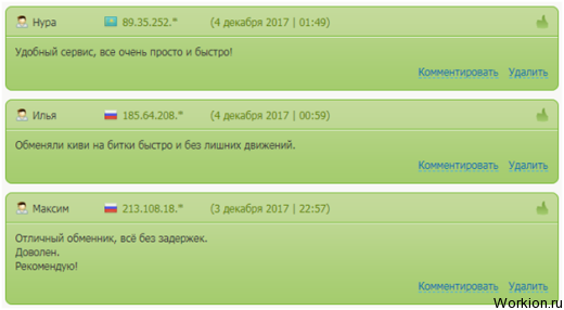 Мониторинг обменников КурсЭксперт (лучше Бестченж)