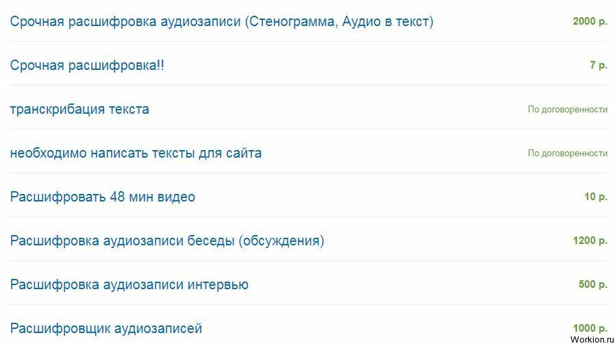 Заработок на переводах текстов с английского на русский