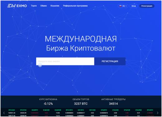 ТОП 5 бирж криптовалют на русском языке