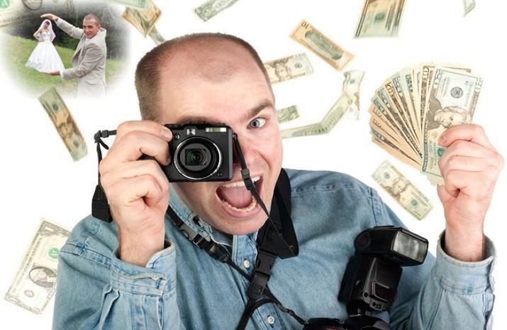 Как начать зарабатывать начинающему фотографу в интернете?