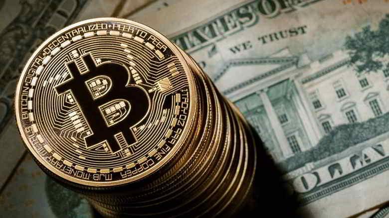 биткоин в долларах