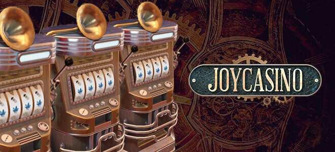 joycasino игровые автоматы