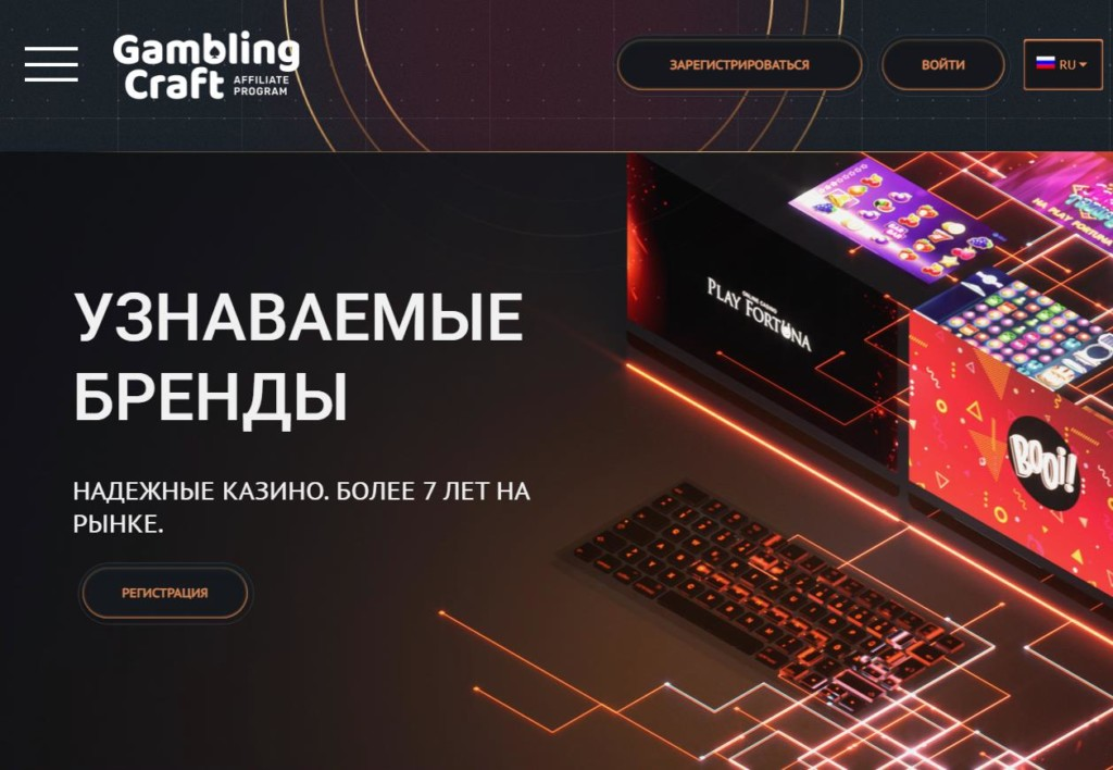 Gamblingcraft обзор
