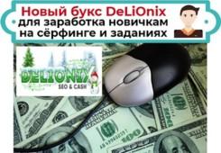 DeLiOnix заработок