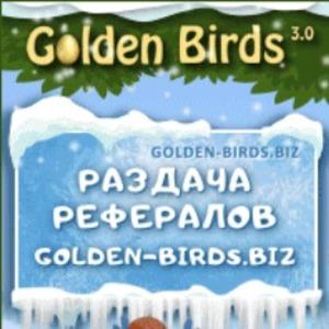 golden birds игра