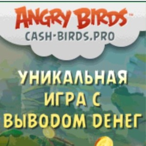 Cash Birds игра