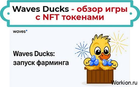 Waves Ducks игра